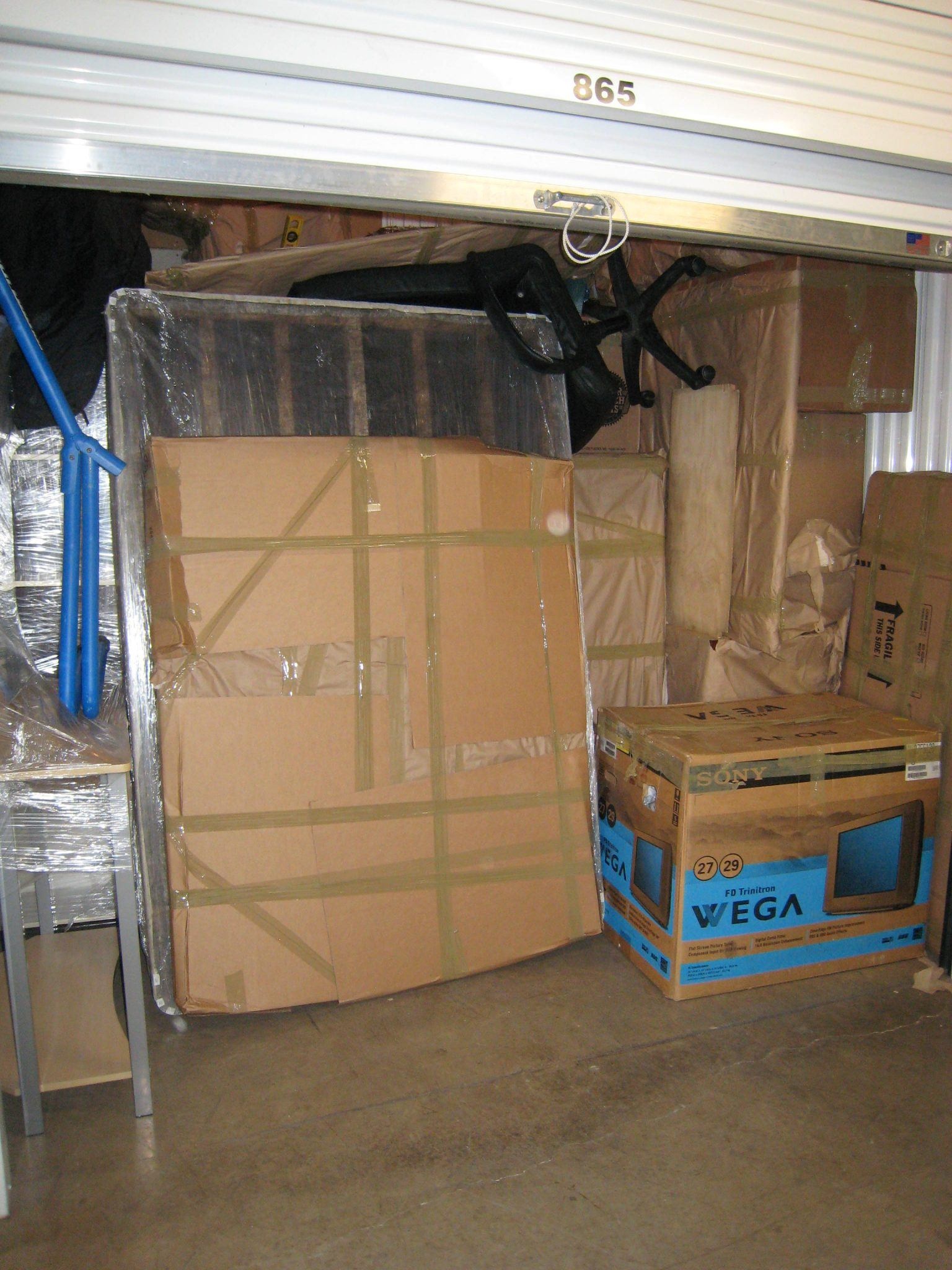 Green Van Lines offers premier storage solutions to make any type of residential or commercial move easier.