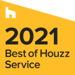 Green Van Lines Moving Won Best of Houzz 2021 - badge