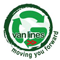 Green Van Lines Icon